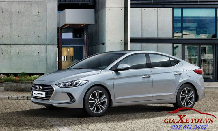 Hyundai elantra 1.6at 2017