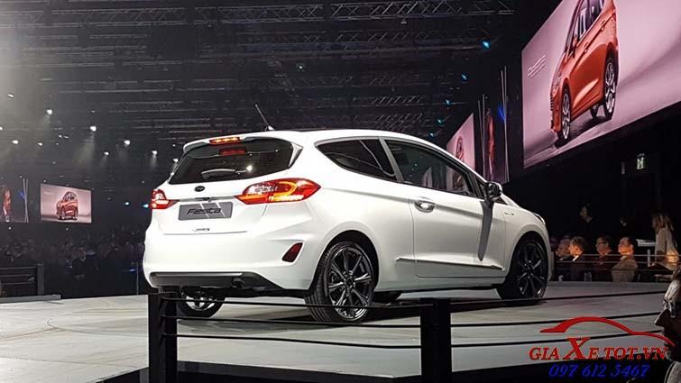 ngoại thất Ford Fiesta 2017 2