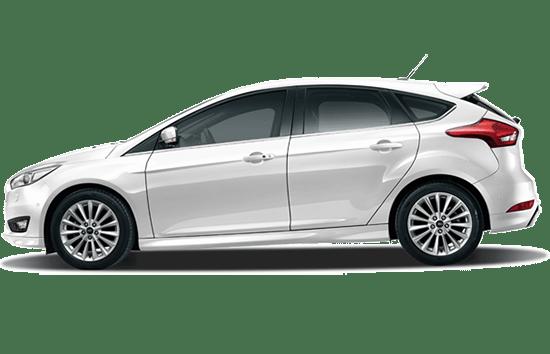 báo giá xe focus màu trắng 2019