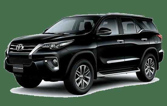 xe fortuner 2019 màu đen giaxetot