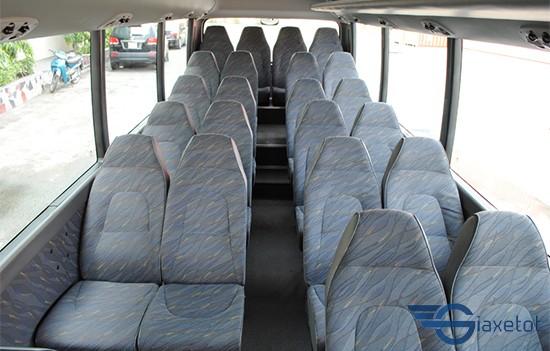 ghế hành khách xe hyundai county 2019