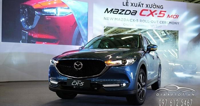Mazda Cx5 gia