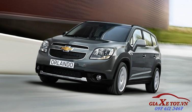 thông số kỹ thuật xe Chevrolet Orlando