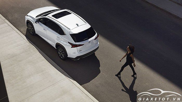 Đánh giá xe Lexus NX
