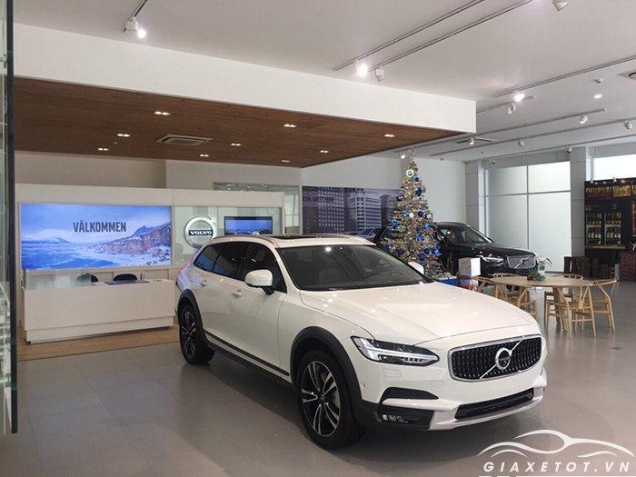 Đánh giá xe Volvo V90