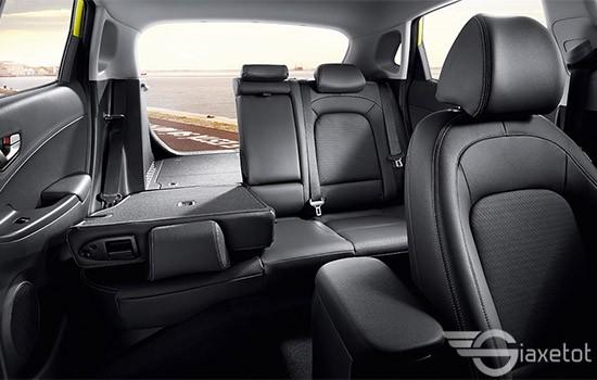 hàng ghế xe hyundai kona 2019
