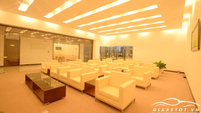 lexus sài gòn showroom