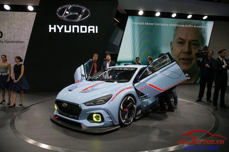 Mẫu xe ý tưởng Hyundai RN30