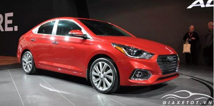 Mua xe Hyundai Accent Sedan 2018