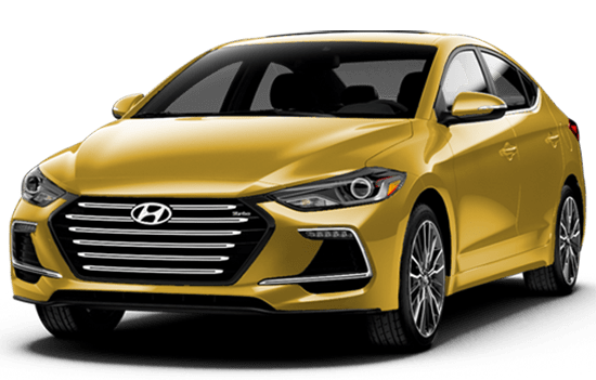 giá xe elantra sport màu vàng