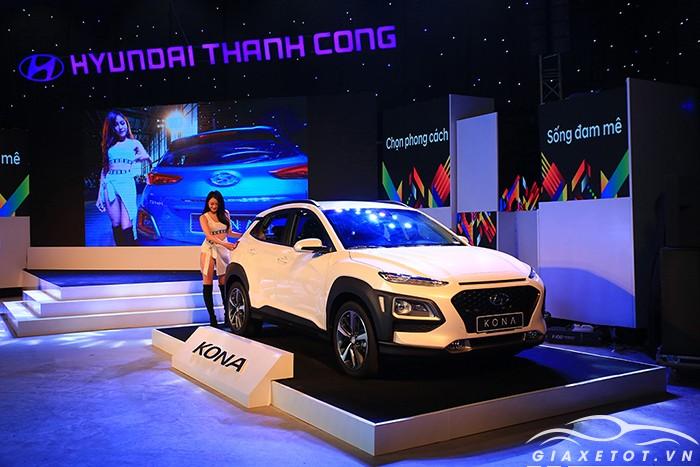 Giá xe Hyundai Kona