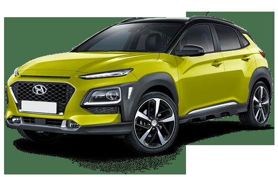 giá xe hyundai kona 2019 màu vàng