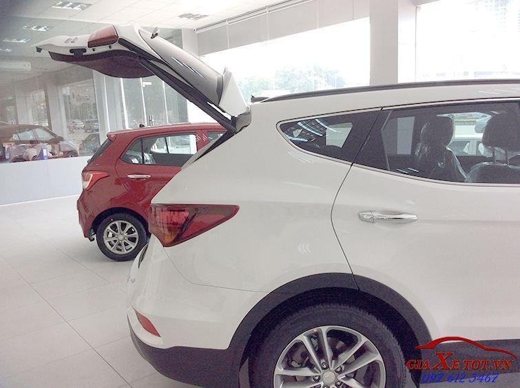 Hyundai santafe 2017 may dau 2