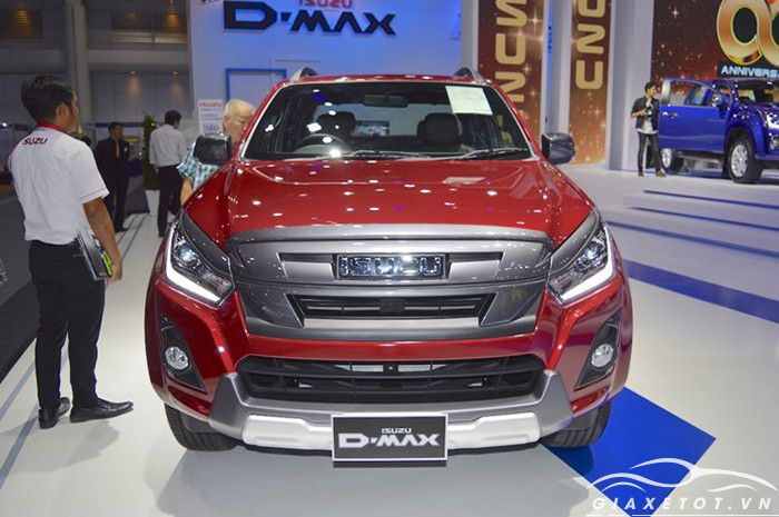 đánh giá xe isuzu d max
