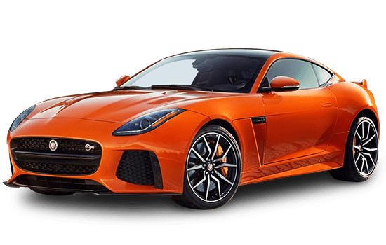 báo giá Jaguar F TYPE màu cam