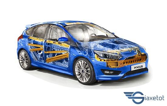 khung xe focus 2019