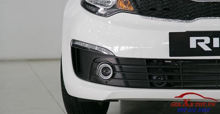 Đầu xe Kio sedan 2