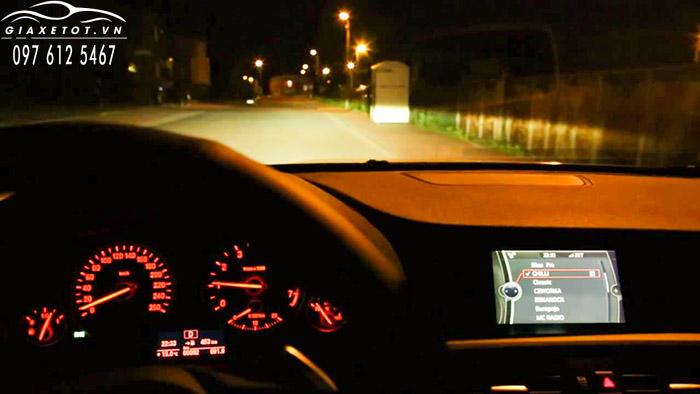 kinh nghiệm lái xe về đêm