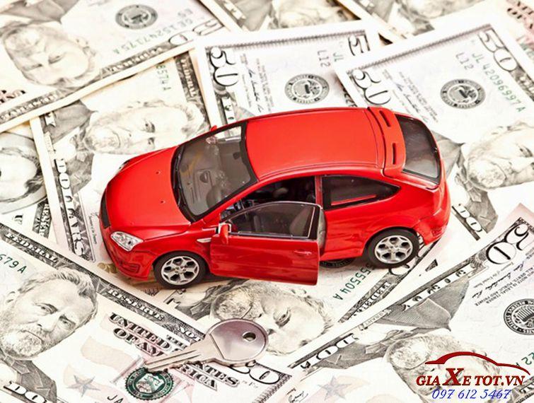 mua xe ô tô trả góp như thế nào