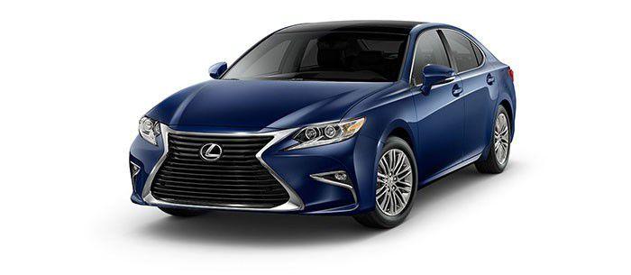 giá xe Lexus es
