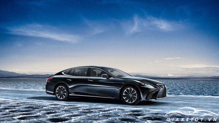 Giá xe Lexus LS