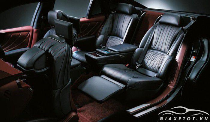 Hàng ghế Lexus LS