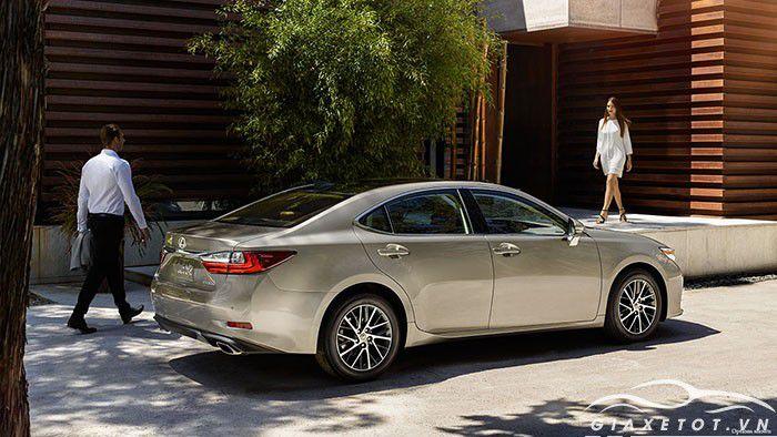 Thân xe Lexus ES