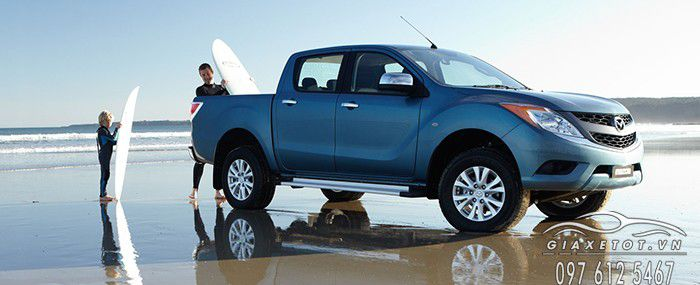 than xe mazda bt50
