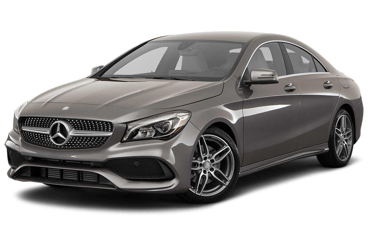 Mercedes CLA mau xam 2019