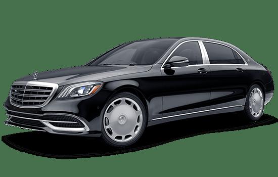 Mercedes maybach s650 màu đen