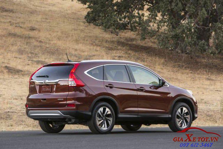 Honda CR-V 2017 giá