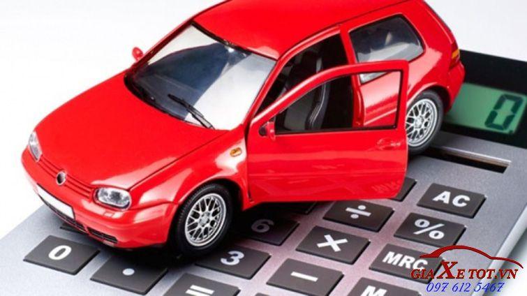 quy trình mua xe oto tra gop