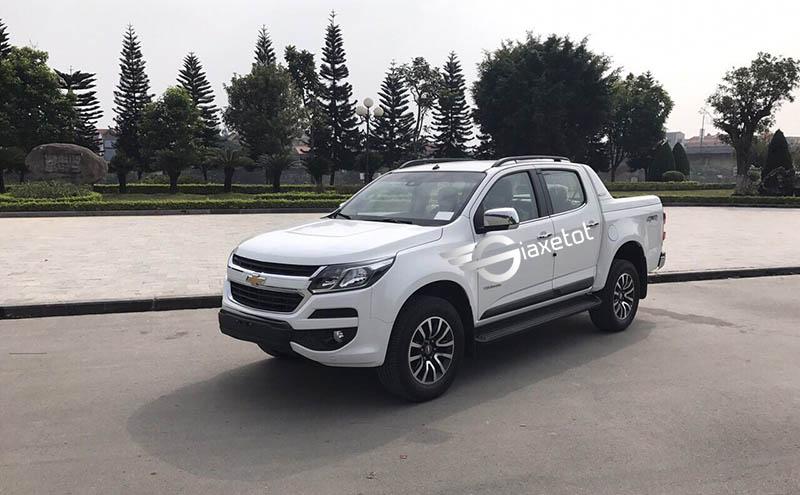 Ngoại thât bán tải Chevrolet Colorado