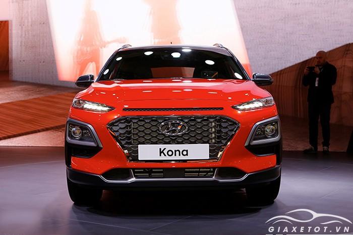 Đánh giá xe Hyundai Kona