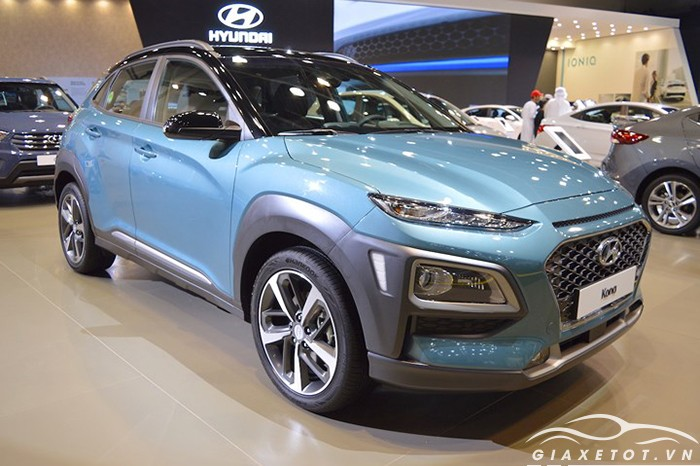 Hyundai kona price much