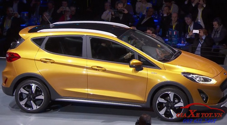 Ford fiesta 2017 dong co