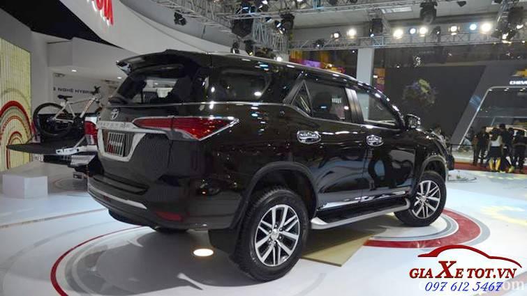 có nên mua Toyota fortuner 2017