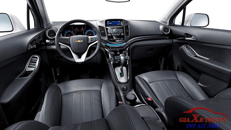 noi that Chevrolet Orlando 2017