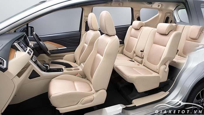 ghế ngồi Mitsubishi Xpander 2018