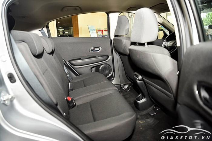 ghế sau Honda HRV