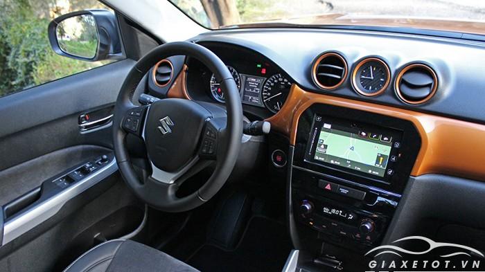 nội thất Suzuki Vitara