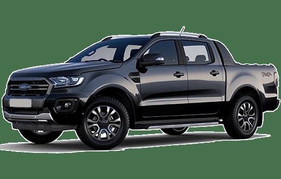 Ford ranger màu đen giaxetot 2019