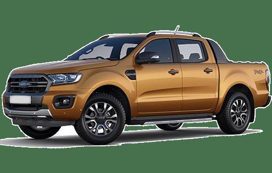 Ford ranger màu đồng giaxetot