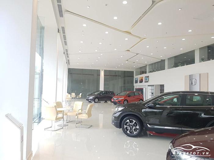 showroom honda ô tô Biên hoà