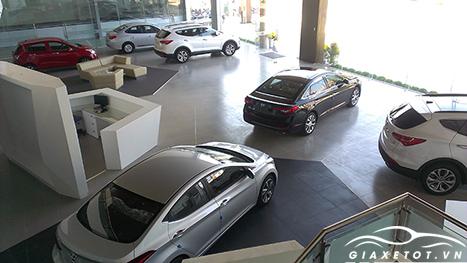 Showroom Hyundai Gia Lai