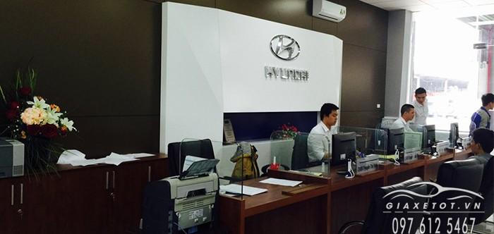 Cửa hàng hyundai lê văn lương
