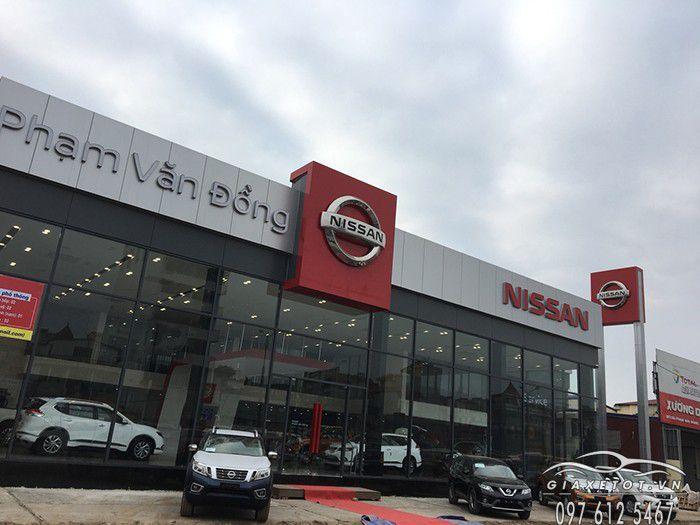 Nissan Phạm văm đồng