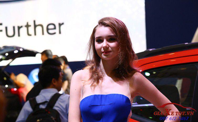 người mẫu tại việt nam motor show 2016 18