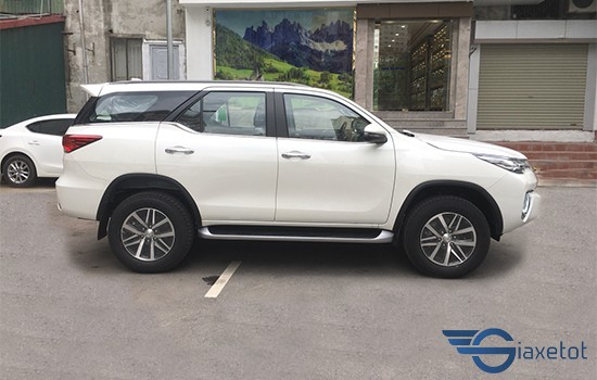 thân xe fortuner 2019 giaxetot