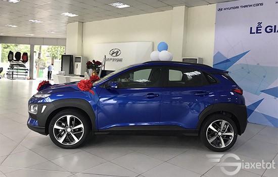 thân xe hyundai kona 2019